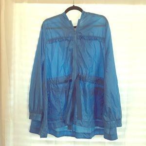 H&M rain coat.
